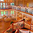 Lionscrest Manor Colorado Evening Ballroom Reception