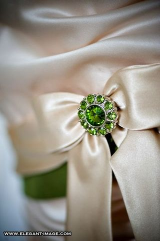 Green Wedding Dress Lionscrest Manor Lyons Colorado