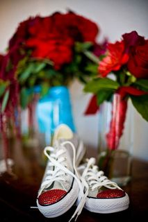 Elegant Images Funky Bride Shoes
