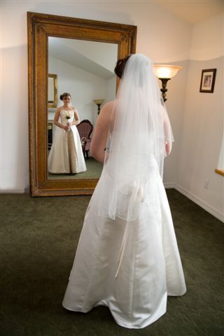 Bridal Suite Ornate Dress Mirror