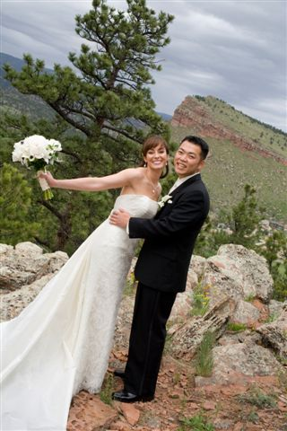 Colorado Mountain Wedding Sites