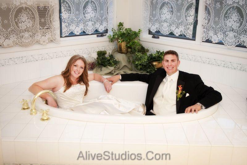 Bridal Suite Jacuzzi