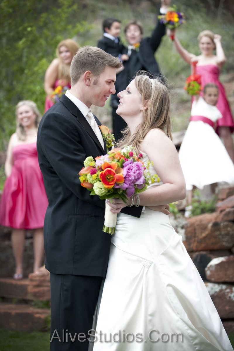 Colorado Mountain Wedding Photos